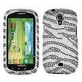 BasAcc Zebra Diamante Case for Samsung I415 Galaxy Stratosphere II/ 2