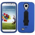 BasAcc Black/ Blue Symbiosis Stand Case for Samsung Galaxy S 4G