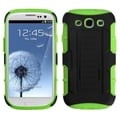 BasAcc Car Armor Stand Case for Samsung Galaxy S3/ S III