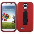 BasAcc Black/ Red Symbiosis Stand Case for Samsung Galaxy S 4G