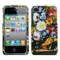 BasAcc Blumenstilleben Case for Apple iPhone 4/ 4S