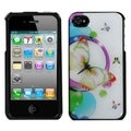 BasAcc Colorful Butterfly Dream Case for Apple iPhone 4/ 4S