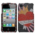 BasAcc Heartbreaker Diamante Case for Apple iPhone 4/ 4S