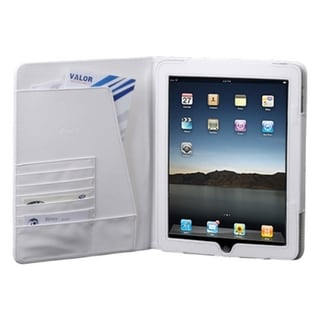 BasAcc White MyJacket Case for Apple iPad