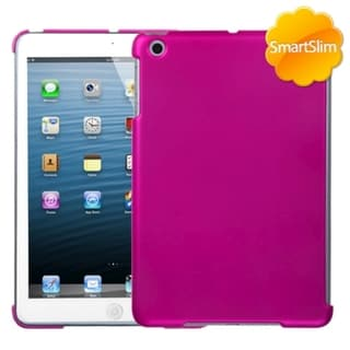 BasAcc Titanium Hot Pink SmartSlim Case for Apple iPad Mini