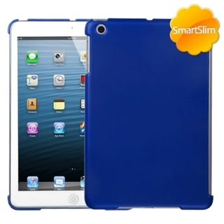 BasAcc Titanium Dark Blue SmartSlim Case for Apple iPad Mini