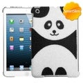 BasAcc Playful Panda Pearl Diamante SmartSlim Case for Apple iPad Mini