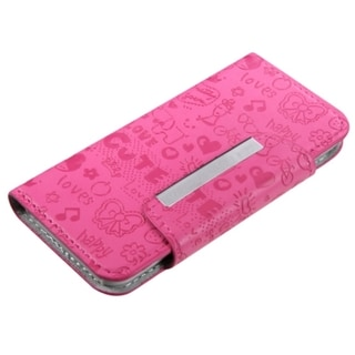 BasAcc Angel Hot Pink Case for Apple iPod Touch 5