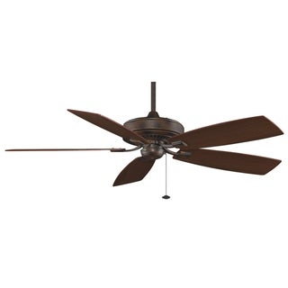 Fanimation Edgewood Deluxe 60-inch Tortoise Shell Ceiling Fan