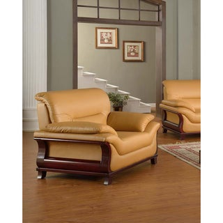 Kalina Bonded Leather Chair