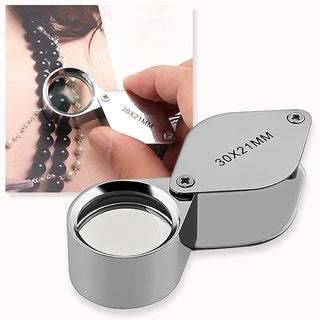 BasAcc 30X Magnifier Glass For Jewel/ Watch Repair