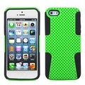 BasAcc Green/ Black Astronoot Phone Protector Case For Apple iPhone 5