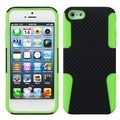 BasAcc Black/ Electric Green Astronoot Phone Case For Apple iPhone 5