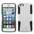 BasAcc White/ Black Astronoot Phone Protector Case For Apple� iPhone 5