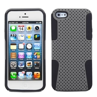 BasAcc Grey/ Black Astronoot Phone Protector Case For Apple� iPhone 5