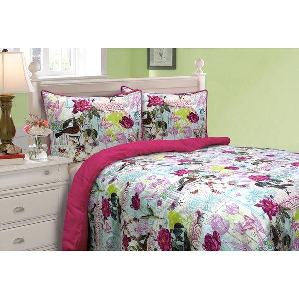 Isabella Rose 4-piece Comforter Set