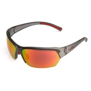 Bolle 'Ransom' Satin Crystal Grey Sport Sunglasses