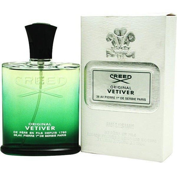 Creed Original Vetiver Men's 4-ounce Eau de Parfum Spray