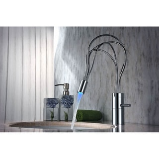 Sumerain Single Lever LED Thermal Basin Faucet