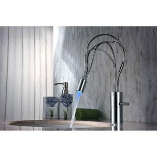 Sumerain Single Lever LED Thermal Basin Faucet