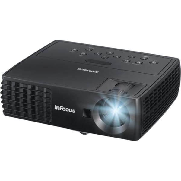 InFocus IN1112A 3D Ready DLP Projector - 720p - HDTV - 16:10