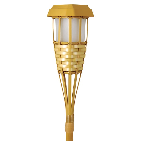 Bamboo Party Torch LED