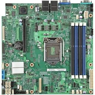 Intel S1200V3RPS Server Motherboard - Intel C222 Chipset - Socket H3