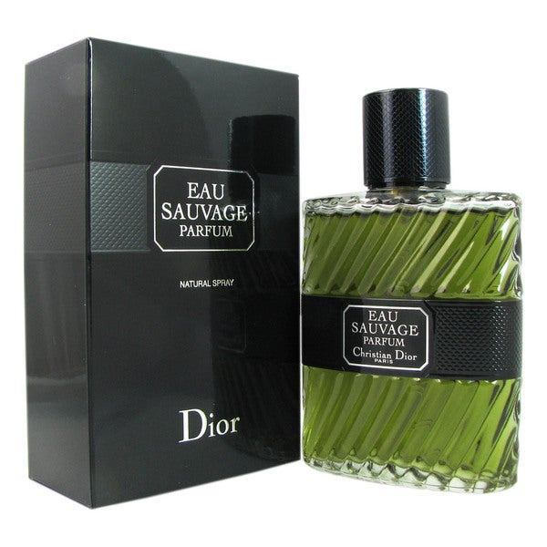 Dior Eau Sauvage Men's 3.4-ounce Eau de Parfum Spray