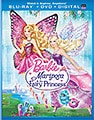 Barbie Mariposa & the Fairy Princess (Blu-ray/DVD)