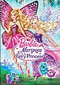 Barbie Mariposa & the Fairy Princess (DVD)