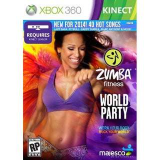 Xbox 360 - Zumba Fitness World Party