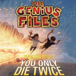 You Only Die Twice: Library Edition (CD-Audio)