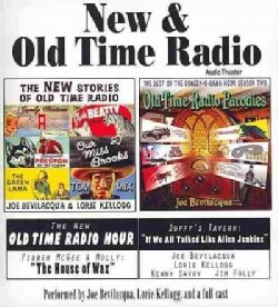New & Old Time Radio (CD-Audio)