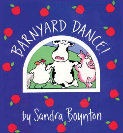 Barnyard Dance! (Board book)