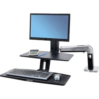 Ergotron Mounting Arm for Keyboard, Flat Panel Display