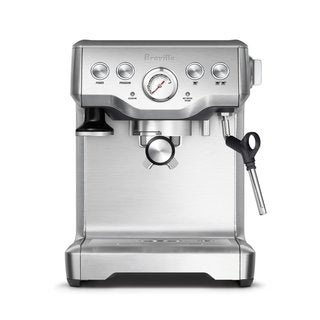The Breville BES840XL Infuser Espresso Machine