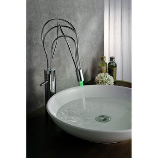 Sumerain LED Thermal Vessel Basin Faucet