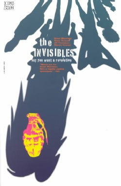 The Invisibles: Say You Want a Revolution (Paperback)