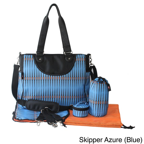 House of Botori Amara Shoulder Diaper Bag