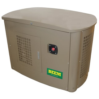 BEEM Outdoors 20KW Champion Standby Backup Generator