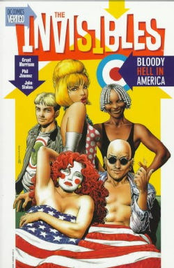 The Invisibles: Bloody Hell in America (Paperback)