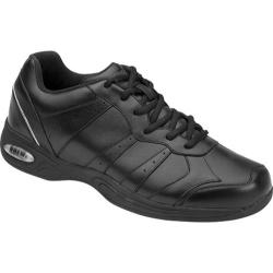 Men's Drew Atlas Black Leather