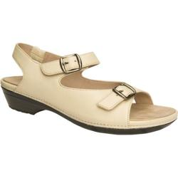 Women's Drew Daphne Bone Leather