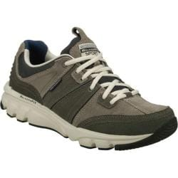 Men's Skechers Relaxed Fit Biped Big Ticket Gray/Navy