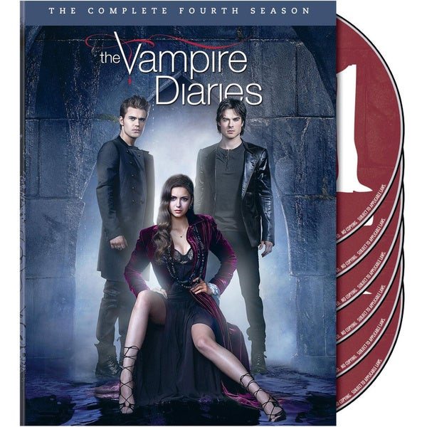 The Vampire Diaries: The Complete Fourth Season (DVD) 11281178