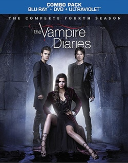 The Vampire Diaries: The Complete Fourth Season (Blu-ray Disc)