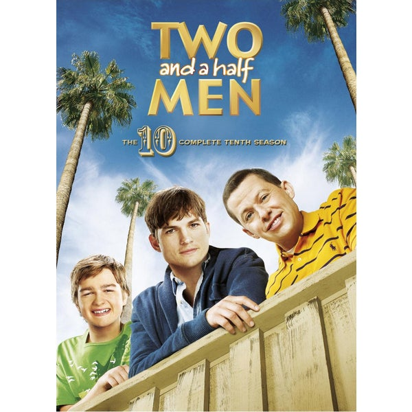 Two and a Half Men: Season 10 (DVD)