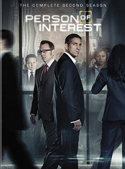 Person of Interest: The Complete Second Season (DVD)