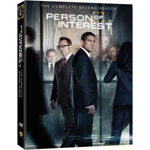 Person of Interest: The Complete Second Season (DVD) 11281185