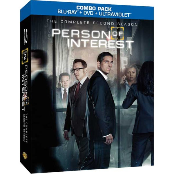 Person of Interest: The Complete Second Season (Blu-ray Disc) 11281187